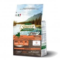 Stuzzy Monoprotein Grain Free con Salmone per Cani