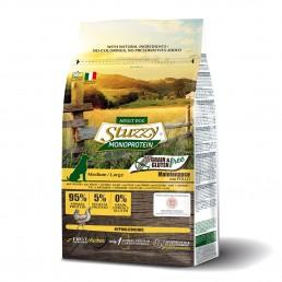 Stuzzy Monoprotein Grain Free con Pollo per Cani