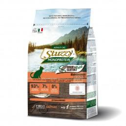 Stuzzy Monoprotein Grain Free con Salmone per Gatti