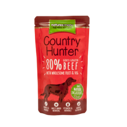 Natures Menu Country Hunter con Manzo Cibo Umido per Cani