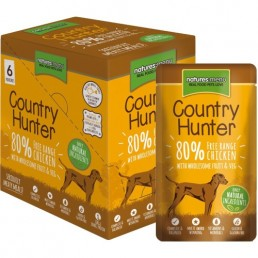 Natures Menu Country Hunter con Pollo Cibo Umido per Cani