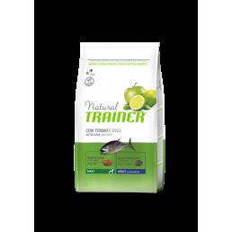 Natural Trainer Adult Maxi con Tonno e Riso per Cani