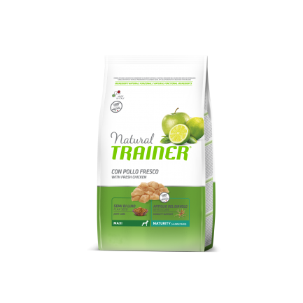 Natural Trainer Senior Maxi per Cani