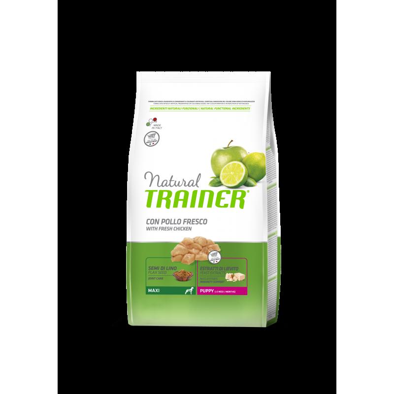 Natural Trainer Puppy Maxi per Cani