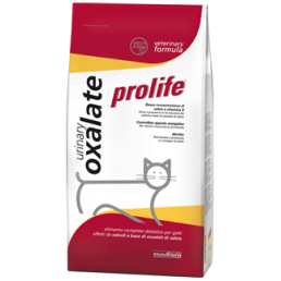 Prolife Urinary Oxalate Dry per Gatti