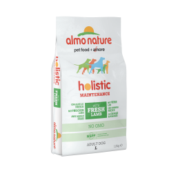 Almo Nature Holistic Large Adult con Agnello per Cani