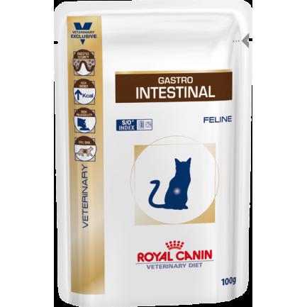 royal canin gastro intestinal gatto  Gastrointestinal Umido Gatto