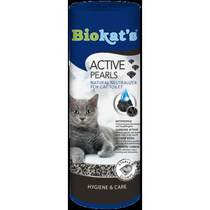 Biokat's Active Pearls Deodorante per Lettiere