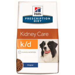 Hills Prescription Diet K/D secco cane