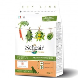 Schesir Vegetal Medium Large per Cani
