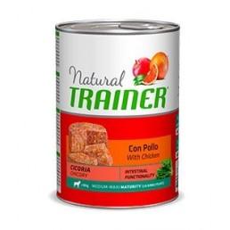 Natural Trainer Senior Alimento Umido per Cani