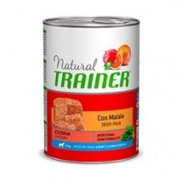 Natural Trainer Light Alimento Umido per Cani