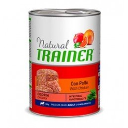 Natural Trainer Adult Medium Alimento Umido per Cani