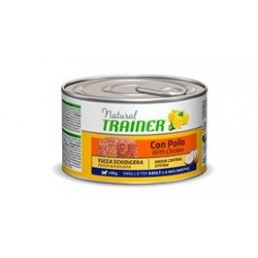 Natural Trainer Adult Mini Alimento Umido per Cani