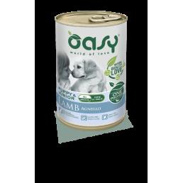 Oasy One Protein Puppy Cibo Umido per Cani Agnello