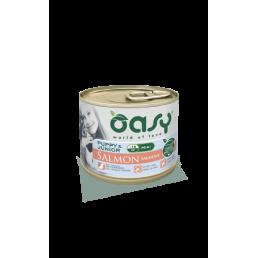 Oasy One Protein Puppy Mini Cibo Umido per Cani Salmone