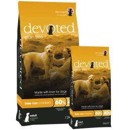 Devoted Free Run Chicken per Cani