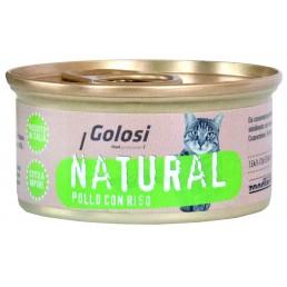 Golosi Natural Cibo Umido per Gatti