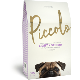 Piccolo Light e Senior per Cani