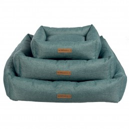 M-Pets Oleron Basket Blue Cuccia per Cani