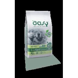 Oasy Adult Coniglio per Cani