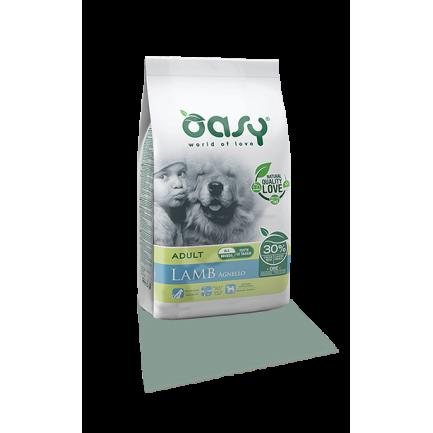 Oasy Adult Agnello per Cani