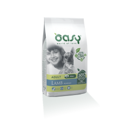 Oasy Adult Mini Agnello per Cani