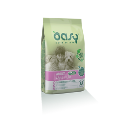 Oasy Adult Light in Fat per Cani