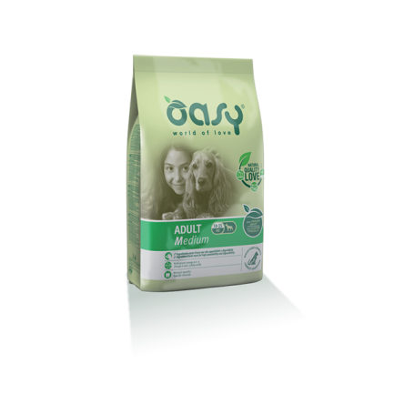 Oasy Adult Medium per Cani