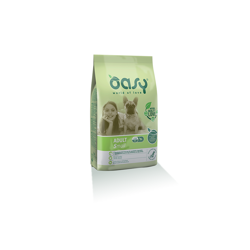 Oasy Adult Small per Cani