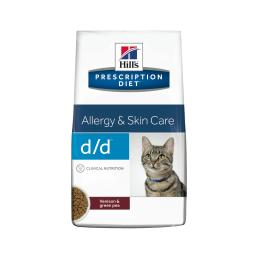 Hills Diet D/D secco gatto