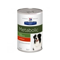 Hills Diet Metabolic cane lattina