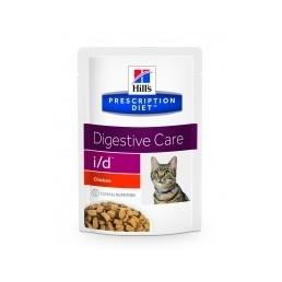 Hills Diet I/D bustina gatto