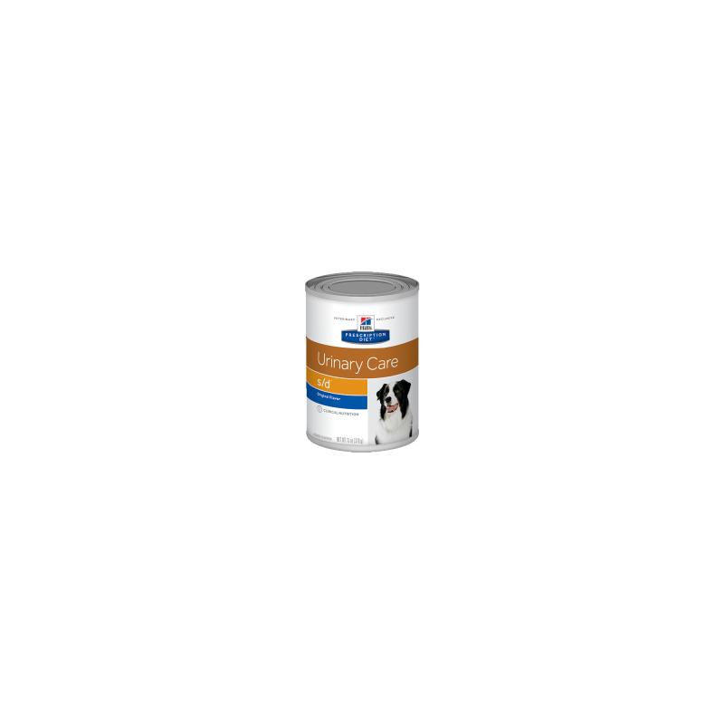 Hills Prescription Diet S/D lattina cane