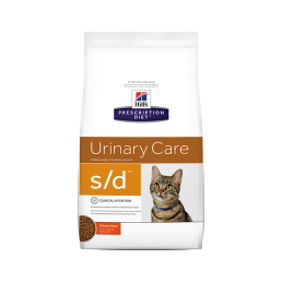 Hills Prescription Diet S/D Feline Secco