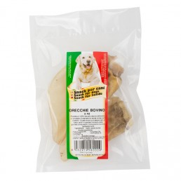 orecchie di bovino per cani