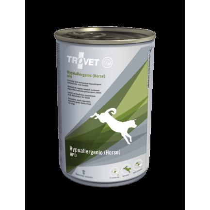 Trovet Hypoallergenic Cavallo per Cani