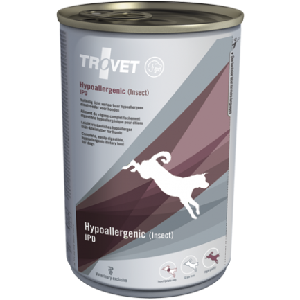 Trovet Hypoallergenic Insect per Cani