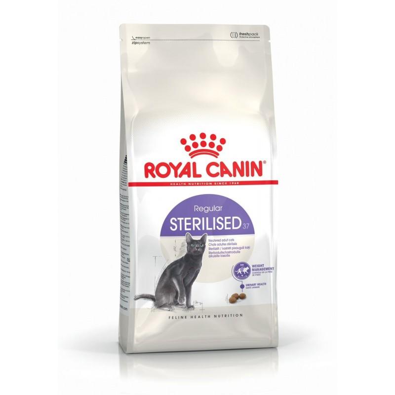 Royal Canin Sterilised 37 per gatti