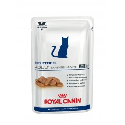 Royal Canin Neutered Adult Maintenance Feline Umido per Giovane Gatta