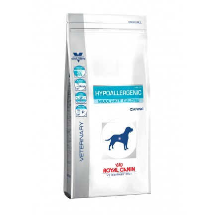 Royal Canin Hypoallergenic Moderate Calorie per Cani