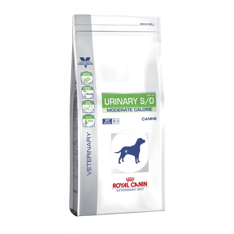 Royal Canin Urinary S/O Moderate Calorie per Cani