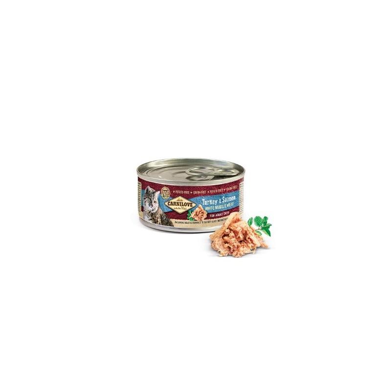 Carnilove Umido Tacchino e Salmone per Gatti