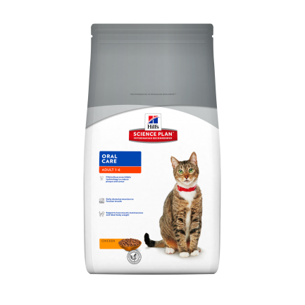 Hill's Feline Oral Care Crocchette per Gatto