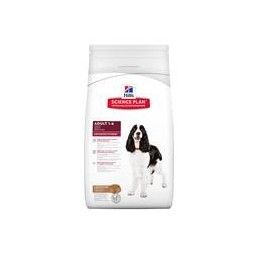hills adult medium con agnello e riso secco 12kg