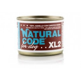 Natural Code For Dog XL per Cani Adulti