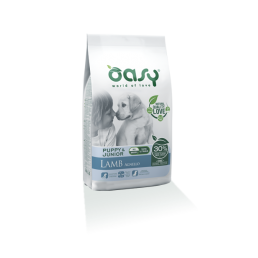 Oasy Puppy & Junior Agnello per Cani