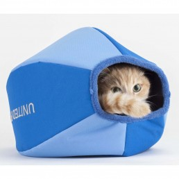 Cat Cave Trend Gioco Cuccia in Nylon per Gatti