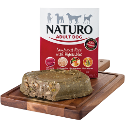 Naturo Adult Dog per Cani Adulti