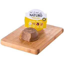 Naturo Adult Cat Mousse per Gatti